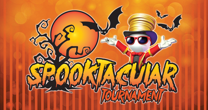 Spooktacular Slot Tournament