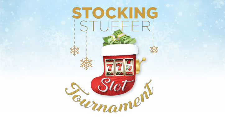 Stocking Stuffer Slot Tournament