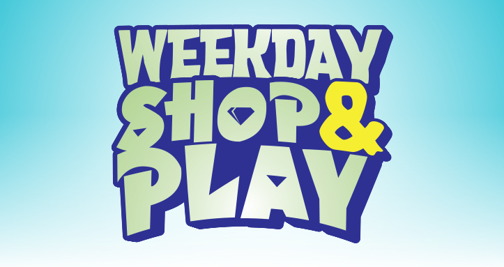 Weekday Shop & Play