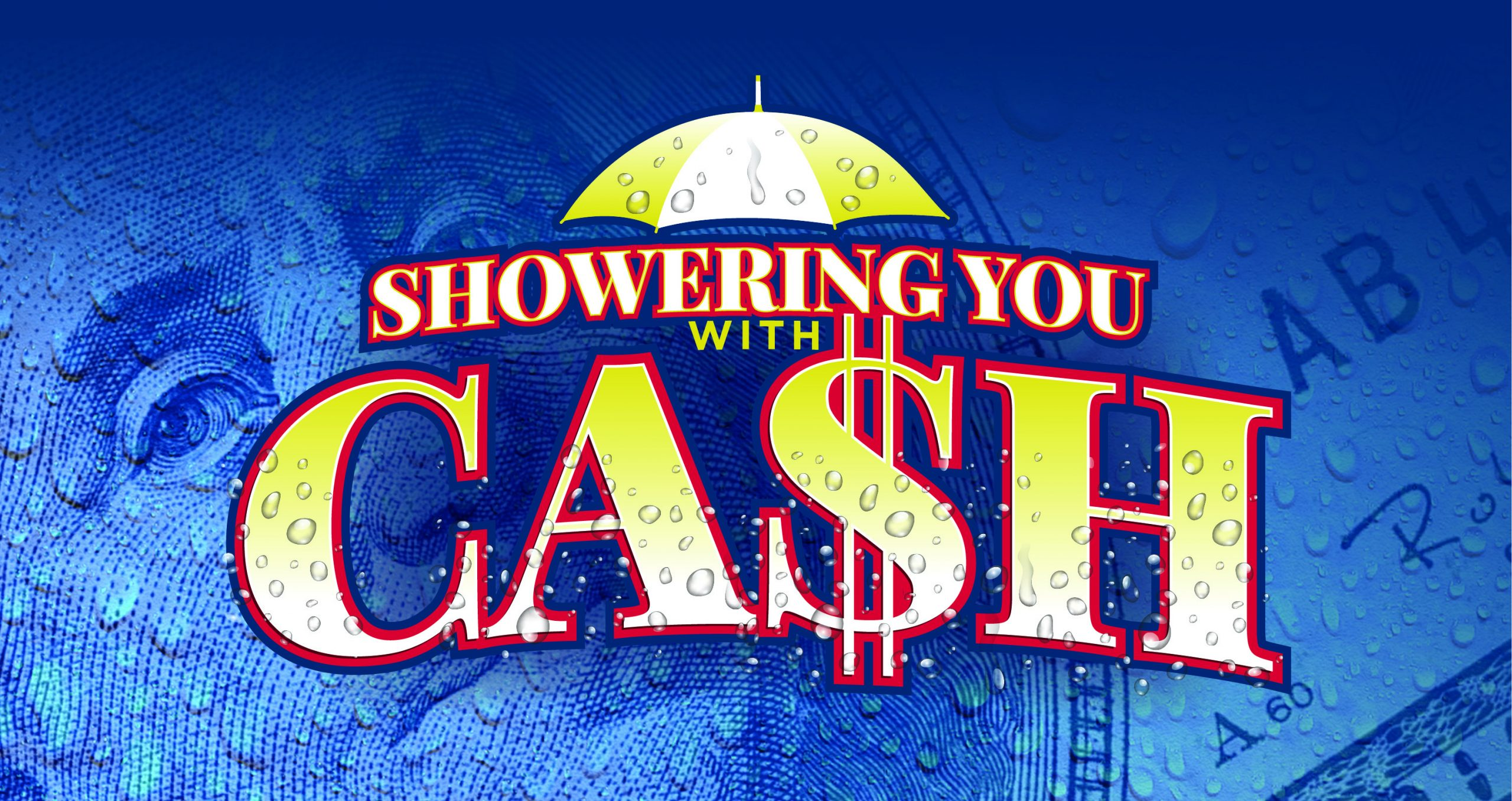 Showering You With Cash